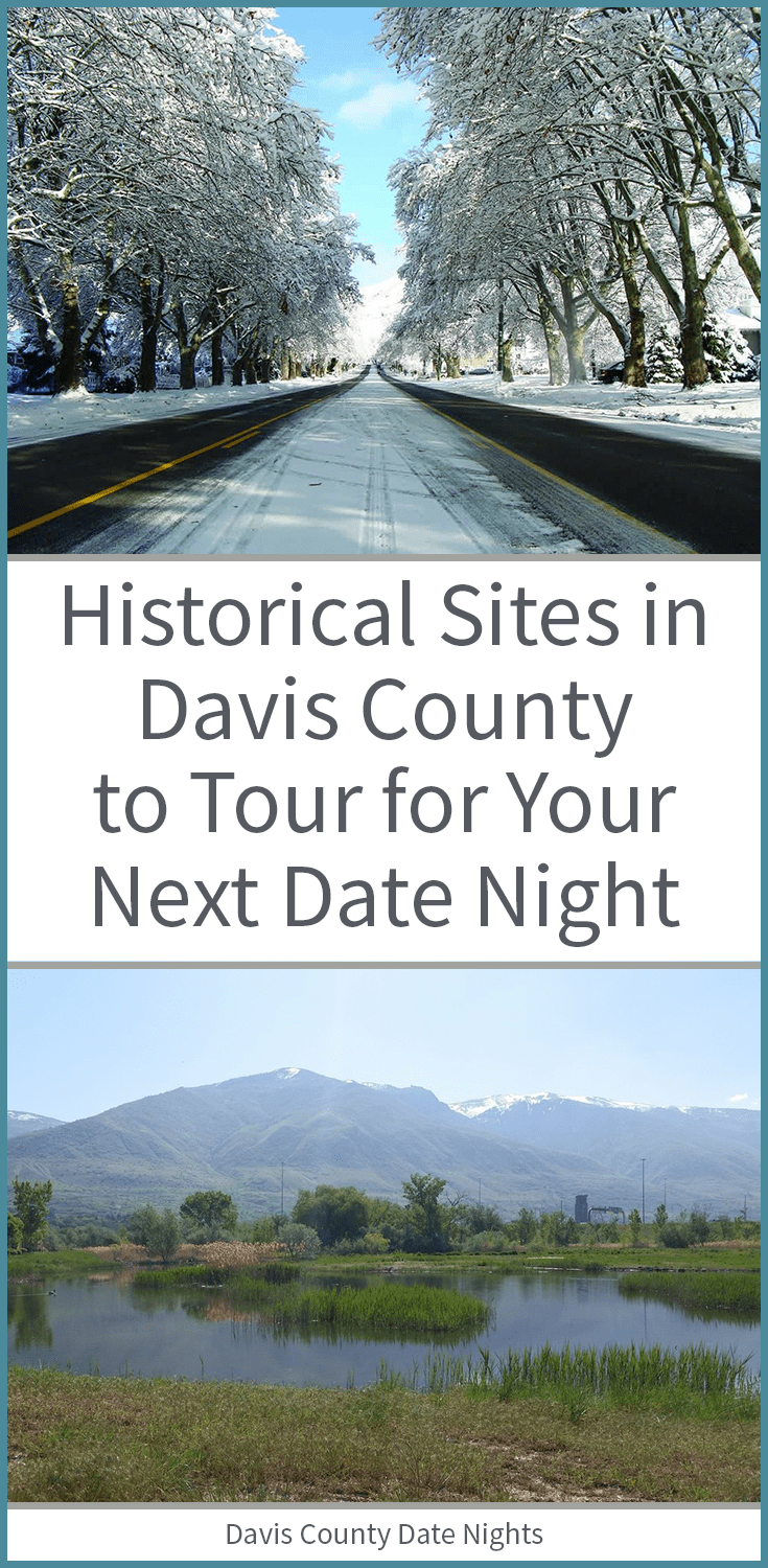 Historical sites in Davis County UT