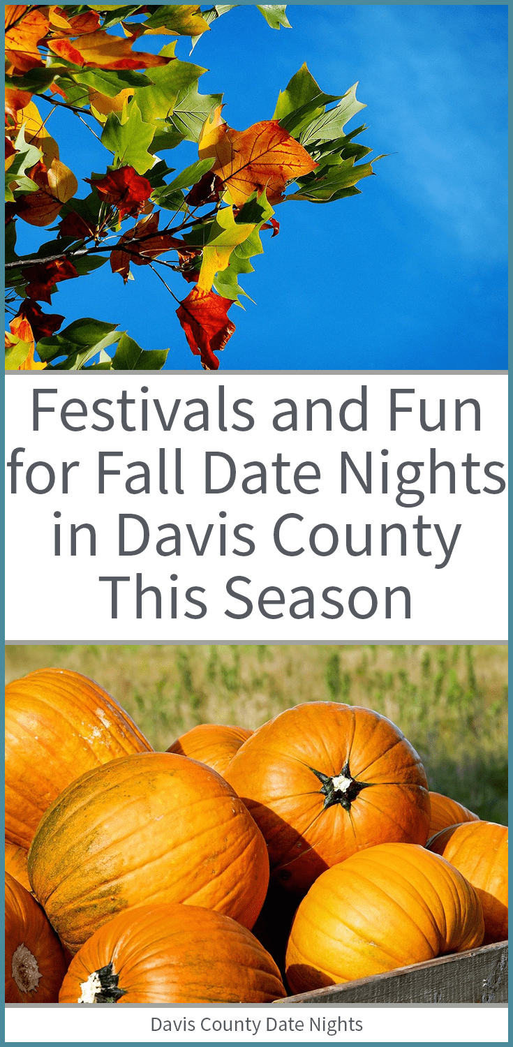 Fall festivals and fun for date night in Davis County this season