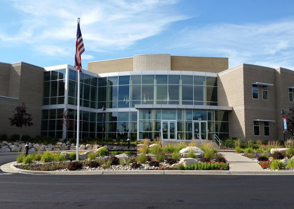 CenterPoint Legacy Theatre in davis county utah
