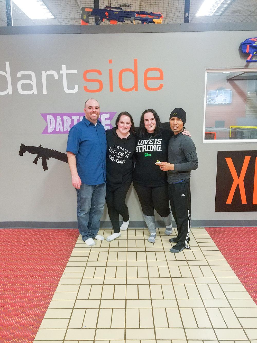 group dates at dartside layton hills mall