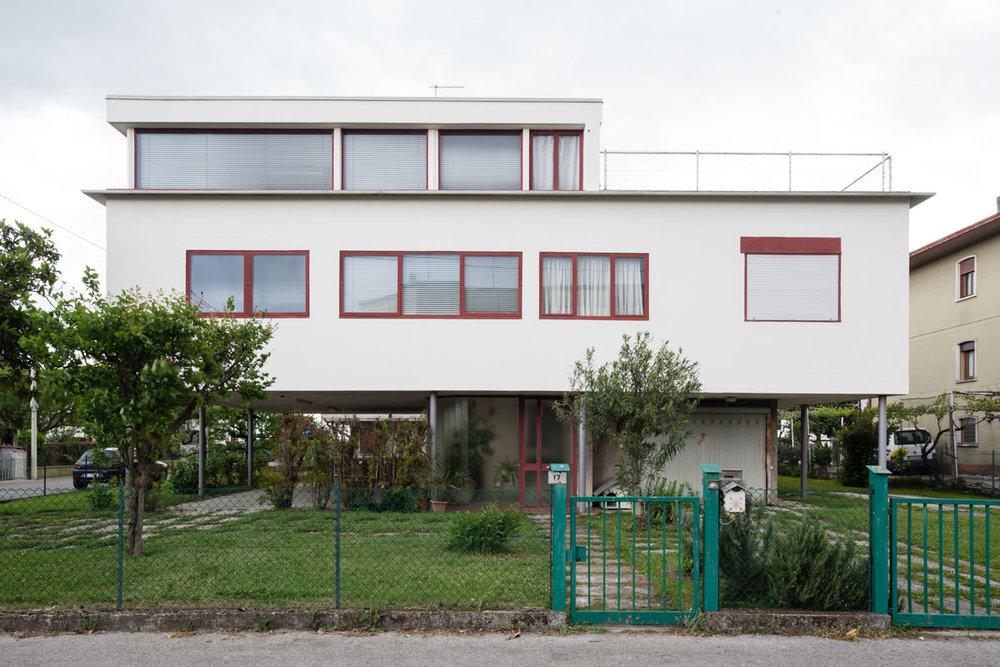 Via Le Corbusier 32, Longare - 40 foto - 4 Planimetrie
