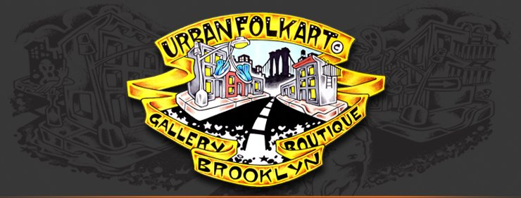 URBAN FOLK ART store - For a more comprehensive online store go to urbanfolkart.bigcartel.com