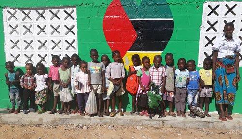 MANGALISSE - PRESCHOOL 50 CHILDREN FROM 3 TO 5