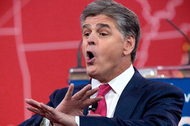 Sean Hannity The Hero The Myth