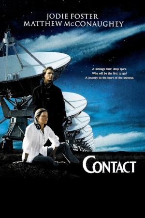 Jodie Foster and Matthew McConaughey Star in this, Carl Sagan Adaptation.