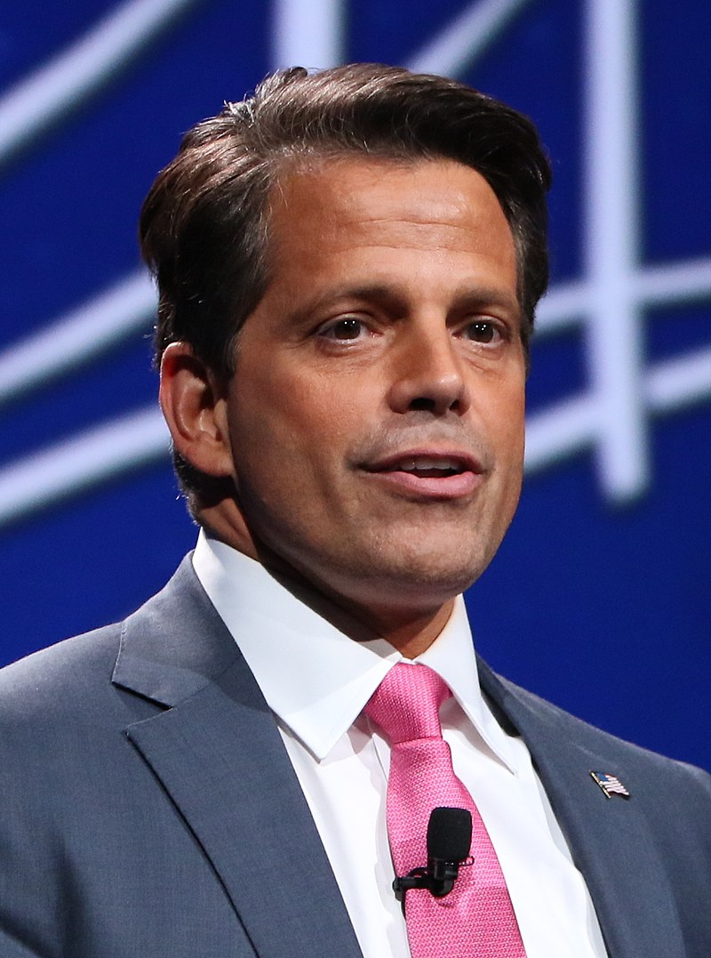 "in loving? memory of Anthony "" The Mooch "" Scaramucci January 6, 1964 - July31   2017"