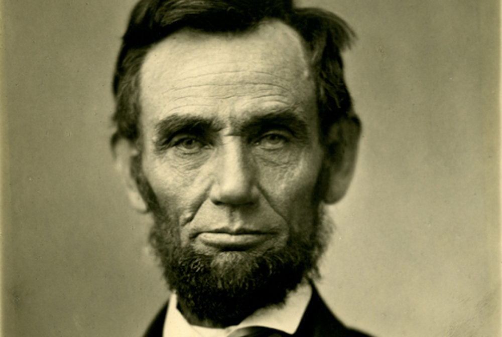 sexy Abraham Lincoln