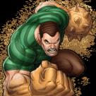 spiderman sandman