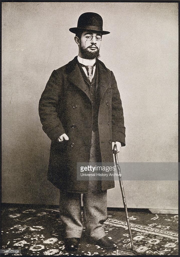 Henri Marie Raymond De Toulouse-Lautrec Monfa