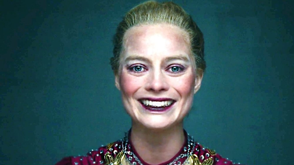 Margot Robbie I tonya we have death