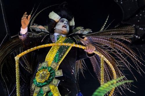 Paraíso de Tuiuti carnival