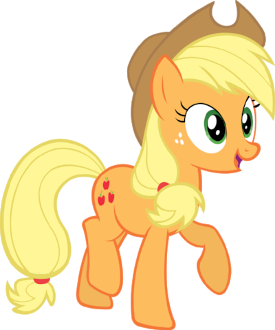 My Little Pony fim friendship is magic applejack
