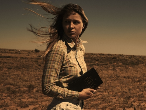 Melissa Benoist in hit show waco un like her other hit show the supergirl