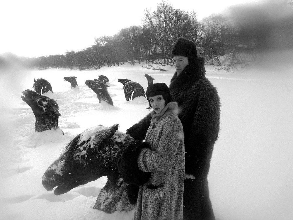 My Winnipeg horses  Guy Maddin