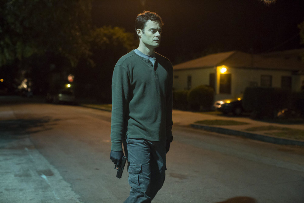 Barry Bill Hader hbo assassin actor