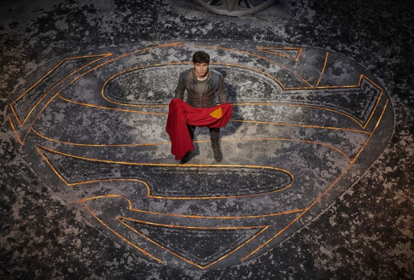 Krypton   David S. Goyer  and  Damian Kindler  Cameron Cuffe cw Seg-El