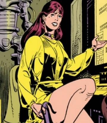 Watchmen Alan Moore Dave Gibbons  John Higgins comic dc Silk Spectre Laurel Jane Juspeczyk