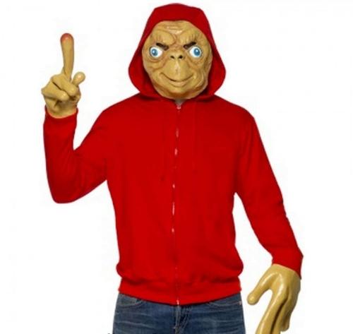 ET costume.