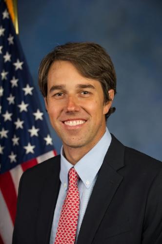 "Robert Francis ""Beto"" O'Rourke   Texas's 16th congressional district  e  Democratic  nominee in the  2018 Texas Senate race ,"