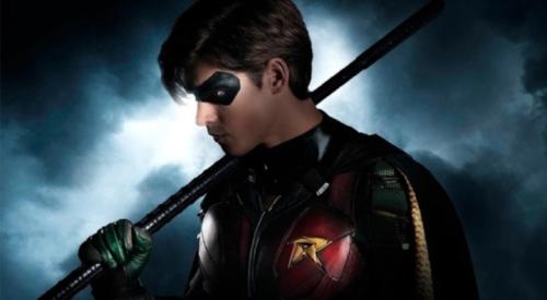 teen titans live action robin  Brenton Thwaites