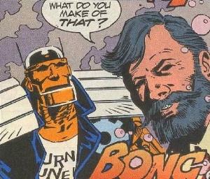 Doom portal robot man grant morrison
