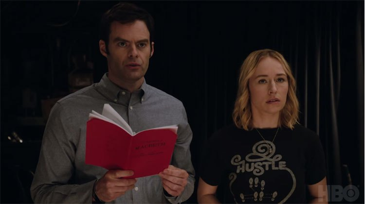 barry tvshow hbo   Bill Hader    Sarah Goldberg