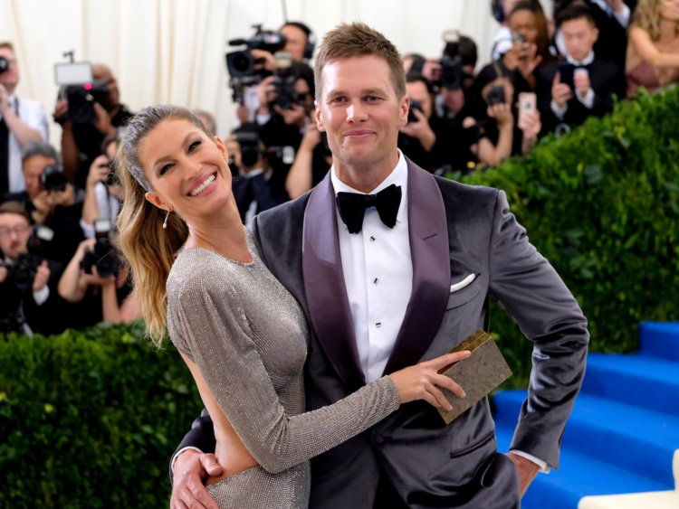 tom brady patriots american football player wife  Gisele Caroline Bündchen's husband