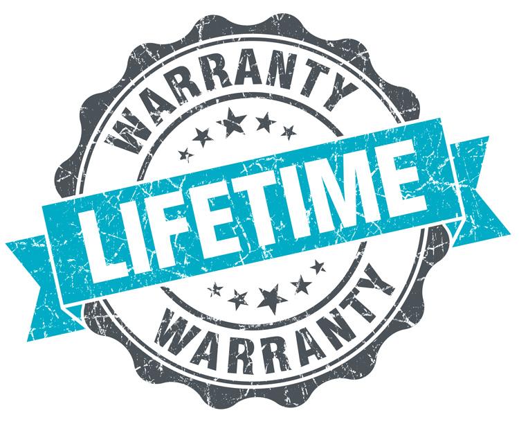 LSI Credit Solutions Lifetime Warranty