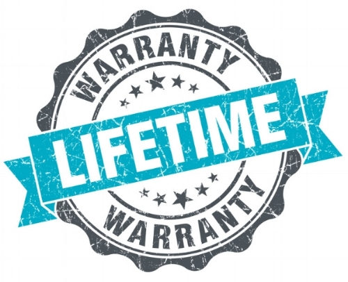 LSI Lifetime Warranty
