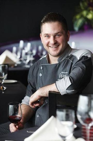 Chef Kim Sgobba