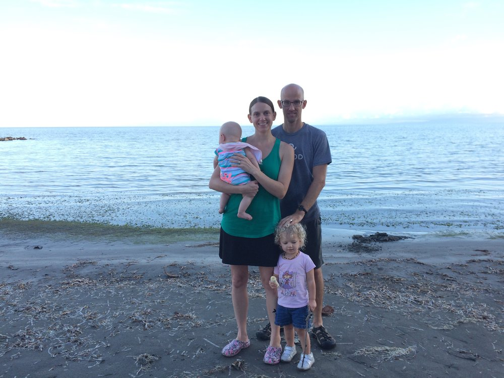 Jonathan & Michelle Thorton recently moved to Belize with their two daughters Hannah-Joy and Gabriella. They are serving with us to plant our school of ministry which will be launching this fall.
