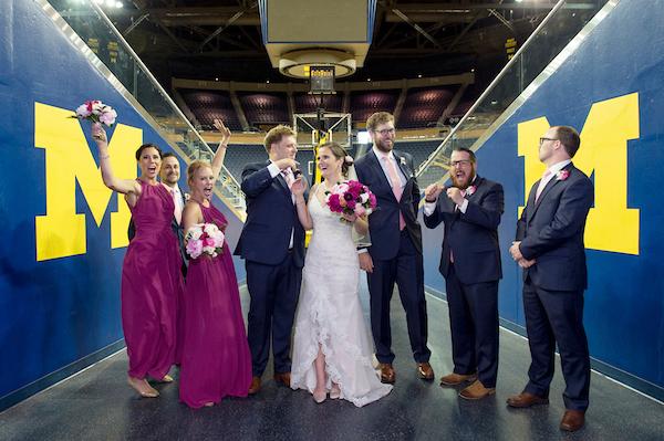 University of michigan wedding.JPG