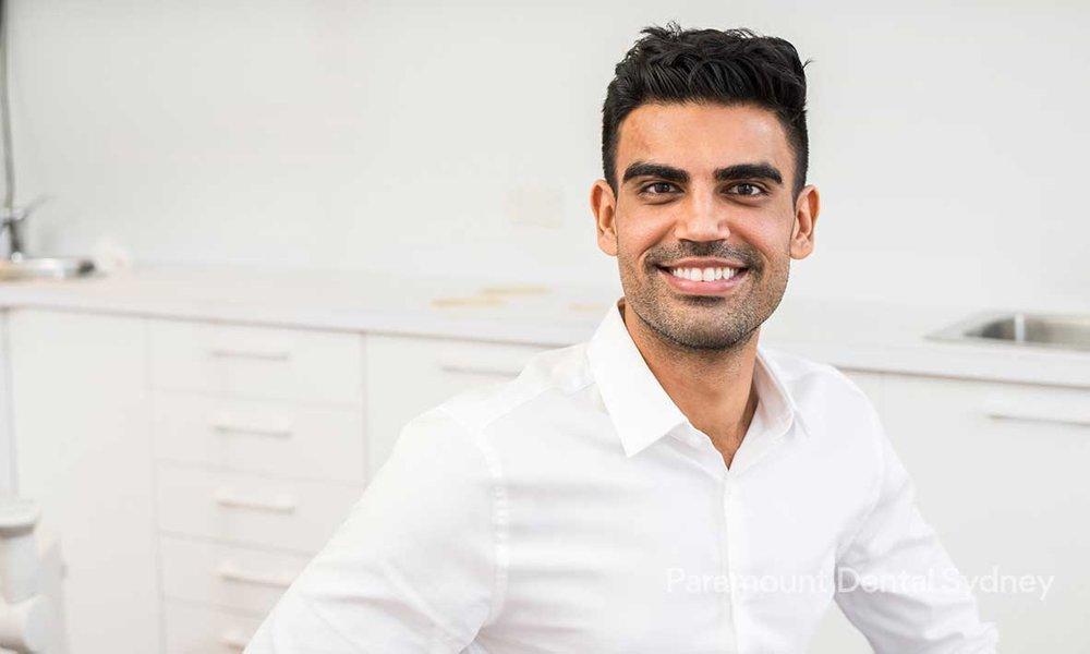 Principal Dentist, Dr Amrinder Oberoi