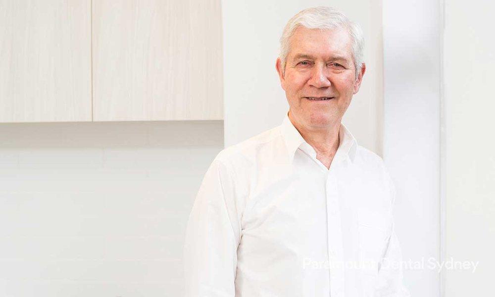 Dental Surgeon, Dr David Graham