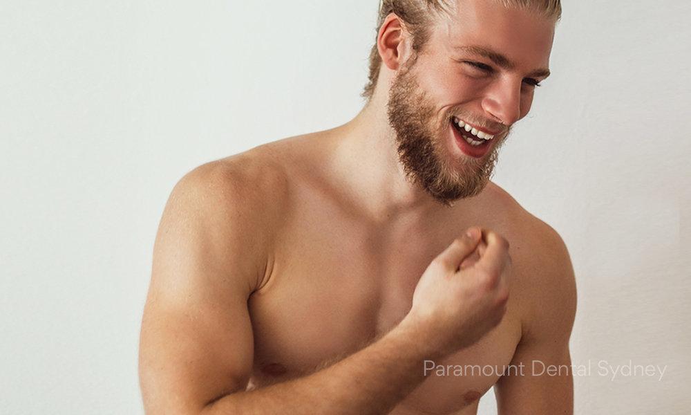 ©Paramount Dental Sydney Checkup, Clean & Facial Injectables 03 For Men .jpg
