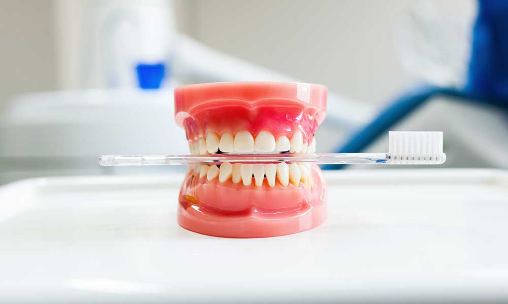 Deep Cleaning - Laser gum treatment to treat gum disease and periodontitis→