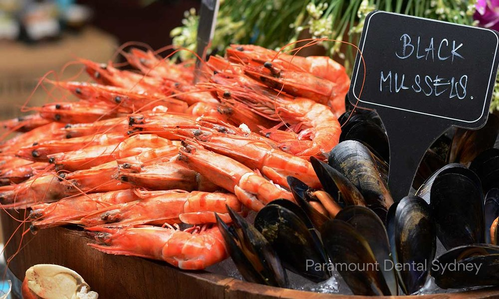 © Paramount Dental Sydney 7 Guilt Free Foods to Enjoy This Christmas 01 Seafood.jpg
