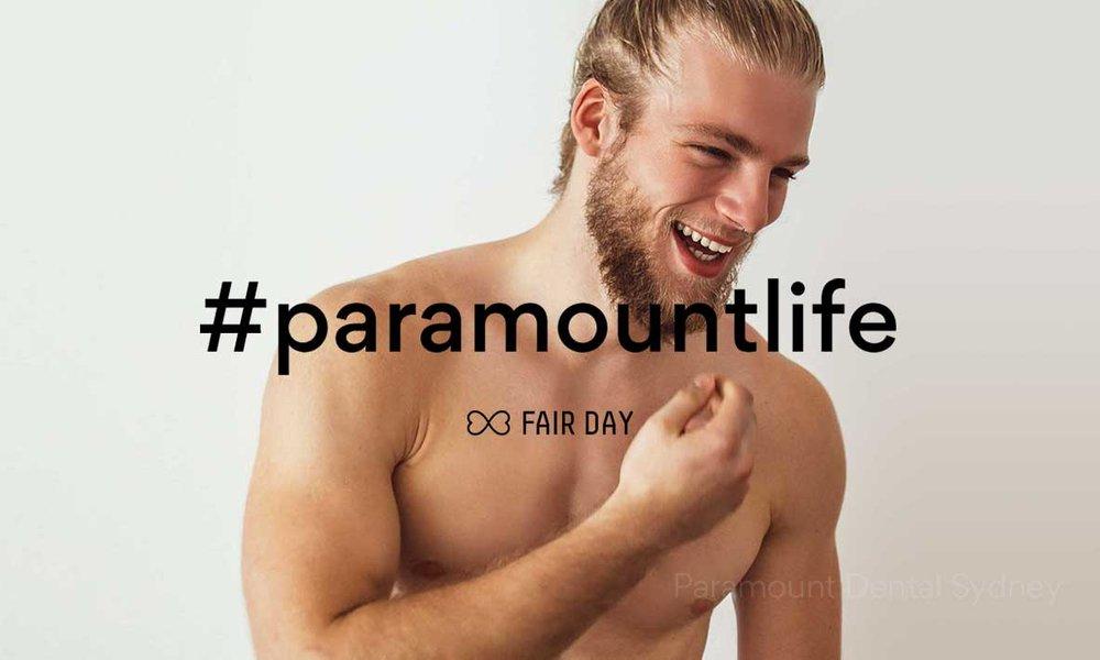 © Paramount Dental Sydney Blog Live your best life #ParamountLife at FAIR DAY 2018 01.jpg
