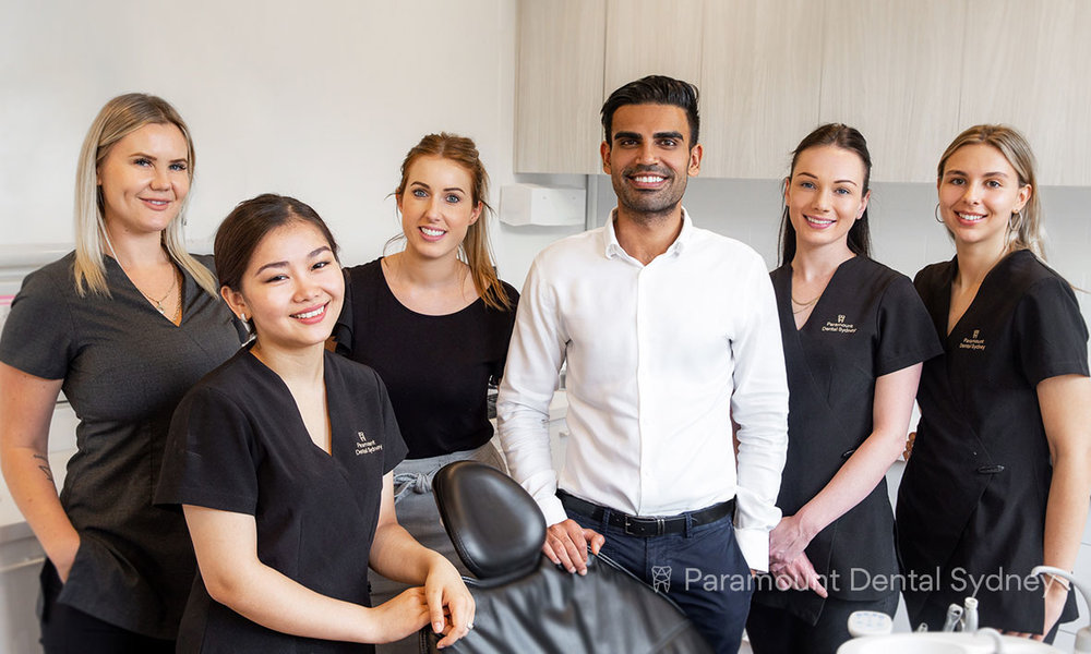 Meet Our Team - 〰️Lead by our Principal Dentist, Dr Amrinder Oberoi