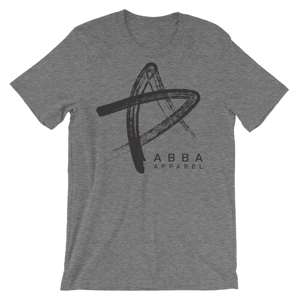 Abba-Apparel-Logo_printfile_front_mockup_Wrinkle-Front_Deep-Heather.png