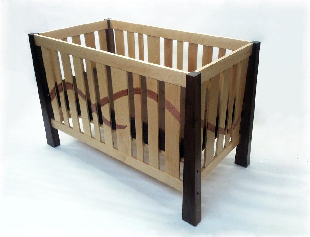 Custom Crib -