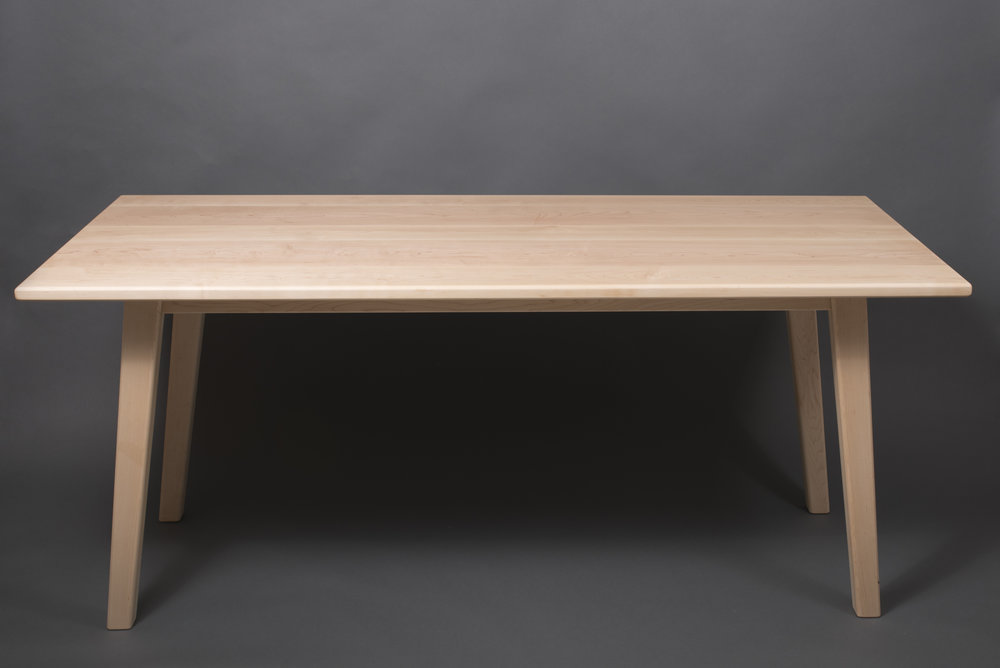 Maple Dining Table -