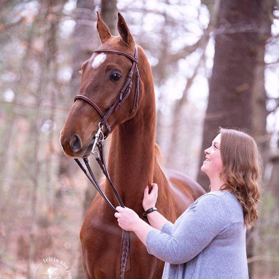 Rum Swizzle and Lauren Gray - Congratulations to Lauren Gray on the selection of Rum Swizzle. Selling Agent: Rose Stables and Jennifer Hegg, Receiving Trainer: Lauren Gray