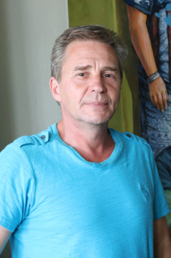 Yuriy Karabash   Lead Artist