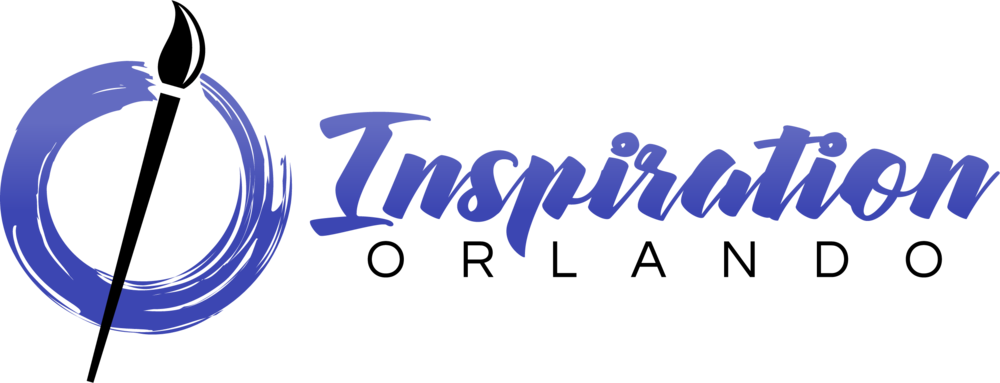 Inspiration Orlando Logo (PNG) - Fonts Used: Gineva and Raleway