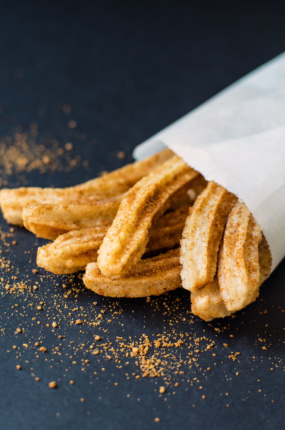 Check out Amanda's  Churros Mexicanos Recipe here!