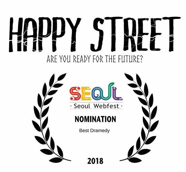 Best Dramedy nominee! Honored and thrilled! 😃 @seoulwebfest #seoulwebfest #tinylumberjackfilm #indiefilm #diy #dramedy #seoul #webseries #lund #sweden #brunnshög #maxiv #mediconvillage #sciencevillage #filmiskåne #investinskåne #ess #lundskommun