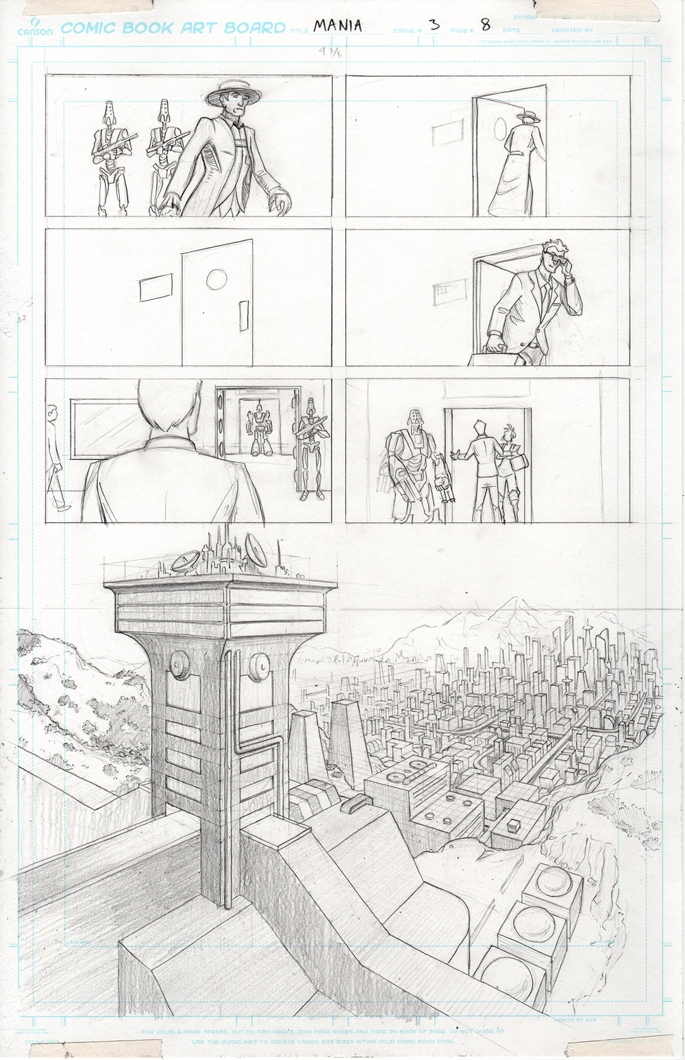 MANIA Issue 3, Page 8