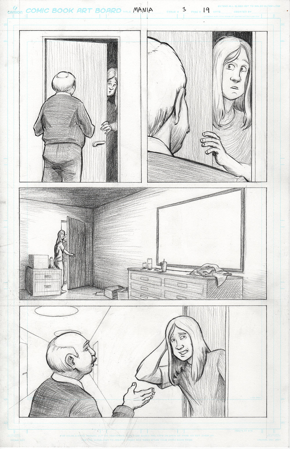 MANIA Issue 3, Page 19