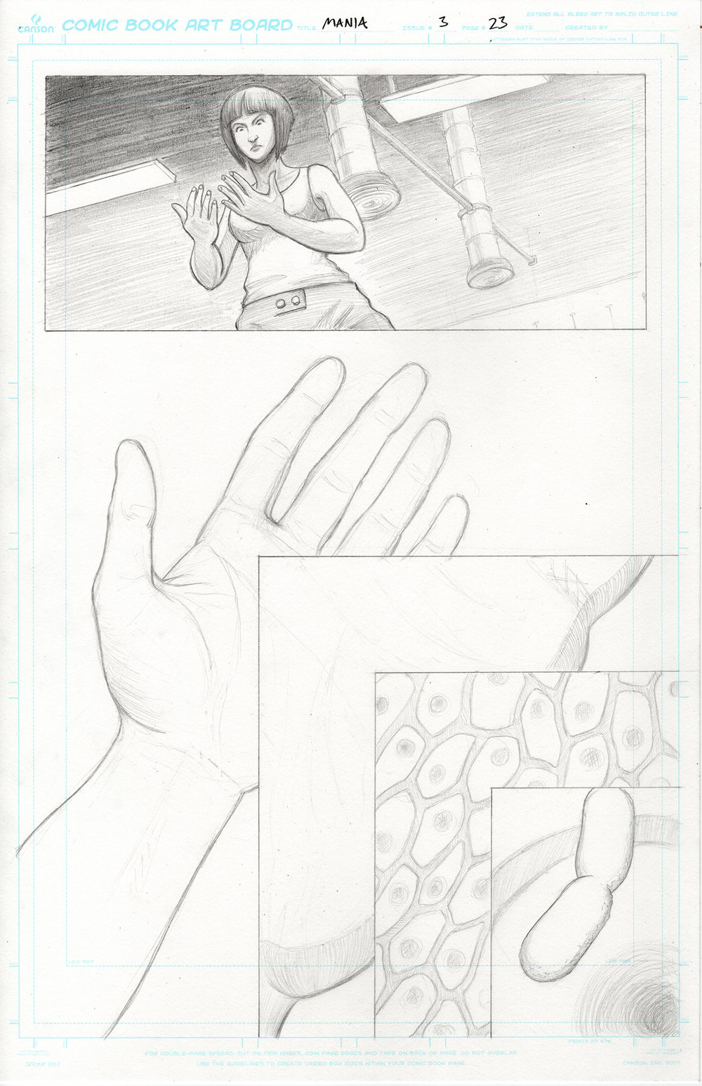 MANIA Issue 3, Page 23